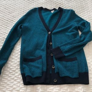 J. Crew cardigan. Like new